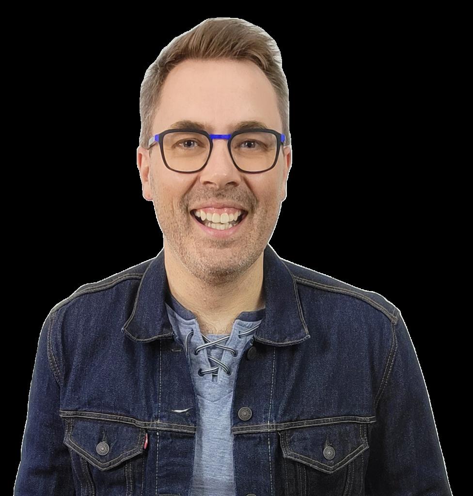 David Gaudreault - Consultant en positionnement et spécialiste LinkedIn