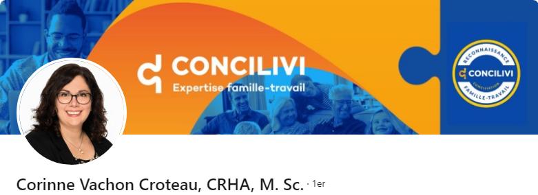 Corinne Vachon Croteau - 50 bannières LinkedIn aux designs exceptionnels pour vous inspirer