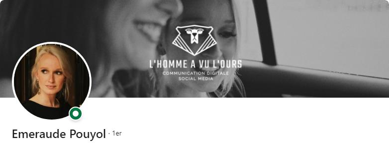 Emeraude Pouyol - 50 bannières LinkedIn aux designs exceptionnels pour vous inspirer