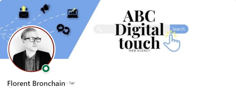 Florent Bronchain - 50 bannières LinkedIn aux designs exceptionnels pour vous inspirer