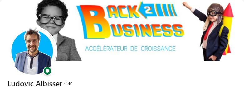 Ludovic Albisser - 50 bannières LinkedIn aux designs exceptionnels pour vous inspirer