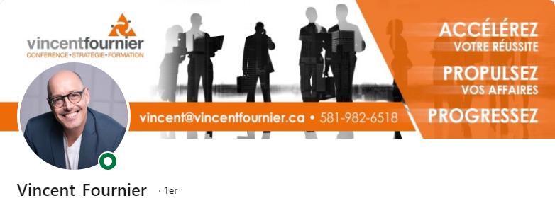 Vincent Fournier - 50 bannières LinkedIn aux designs exceptionnels pour vous inspirer