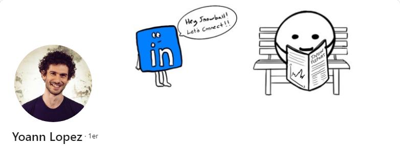Yoann Lopez - 50 bannières LinkedIn aux designs exceptionnels pour vous inspirer